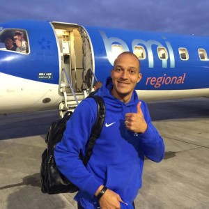 Bobby Zamora har kommit hem igen (Foto: North Stand Chat på facebook)