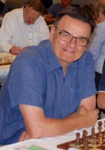 Peter Korning i aktion (Foto: Johan Sigeman. Bilden beskuren; klicka för att se hela bilden.)